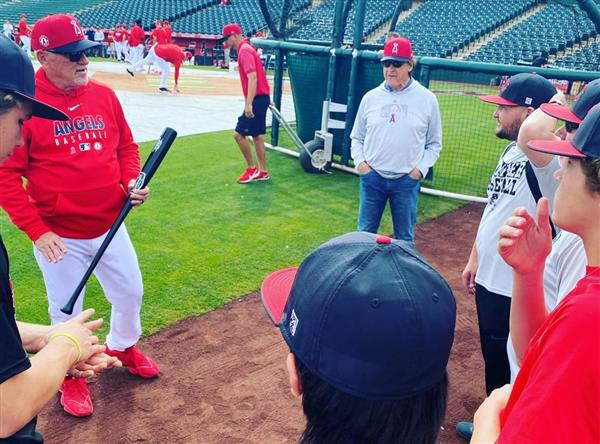 Coconino baseball gets nice blessing from the Los Angeles Angels