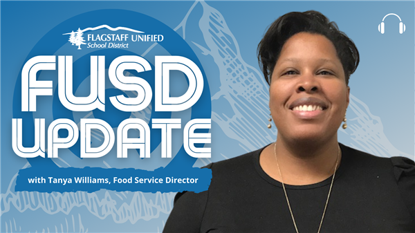FUSD UPDATE WITH TANYA WILLIAMS