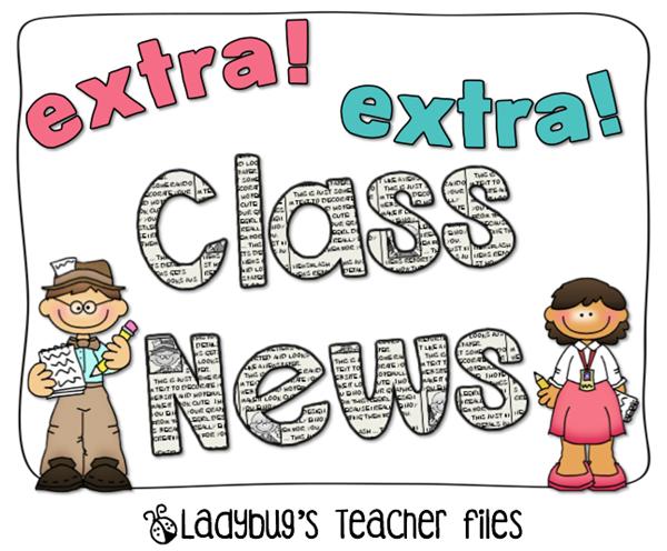 Lara, S / IMPORTANT CLASS NEWS
