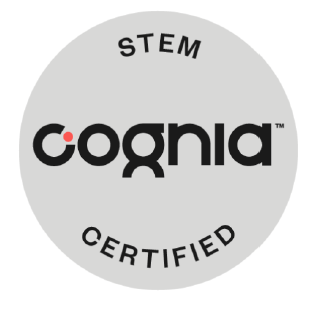 Cognia STEM Certified Badge