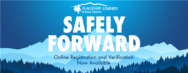 Safely Forward: Online Registration and Verification Now Available