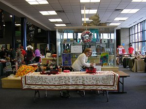Welcome Table Craft Fair 2010