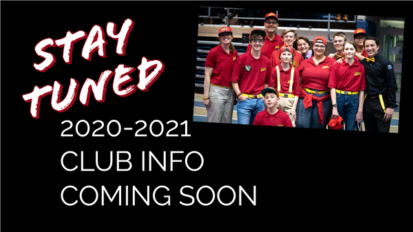 Stay Tuned, 2020-2021 CHS Club Info Coming Soon