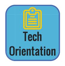 Tech Orientation