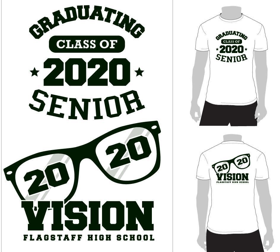 Senior Shirt Design
