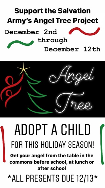 FHS/Salvation Army Angel Tree Project