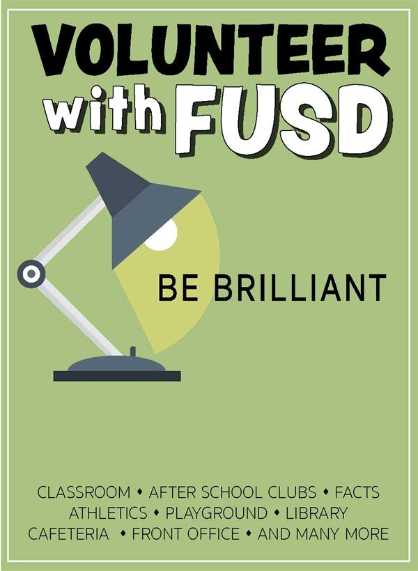 Volunteer with FUSD