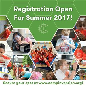 Camp Invention 2017!!!